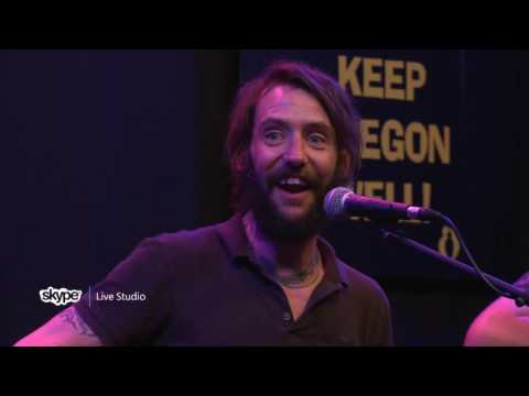 Band of Horses - Interview (101.9 KINK)