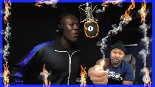 Fire in the Booth – Stormzy - REACTION