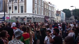 Notting Hill Carnival London 2013 magic moments