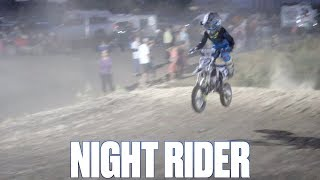 EPIC KIDS MOTOCROSS DIRT BIKE RACE | DIRT BIKE RACING AT NIGHT | MX RACE DAY ROUTINE