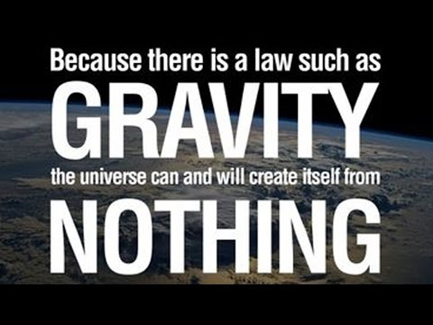 Gravity is my god
