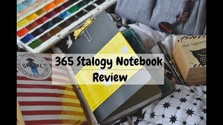 Stalogy 365 Notebook Review & Swatching (B6)