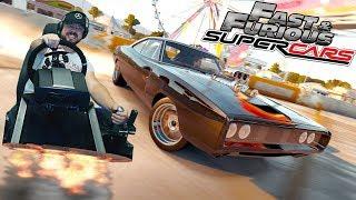 КРОВАВЫЙ ФИНАЛ НА ТАЧКЕ ДОМИНИКА ТОРЕТТО! Forza Horizon 2 Presents Fast & Furious Fanatec CSLElite