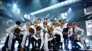 NCT 2018 - Black on Black [Show Music Core Ep 925]