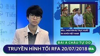 Tin tức: Will Nguyen bị trục xuất ra khỏi Việt Nam