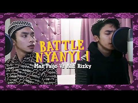 Gokil ! Battle NYANYI ! Mas Paijo VS Alif Rizky
