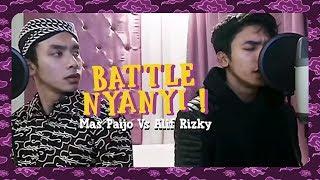 Gokil Battle NYANYI Mas Paijo VS Alif Rizky