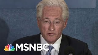 Trump Lawyer Marc Kasowitz In Threatening Emails: 'Watch Your Back, B---h' | The Last Word | MSNBC
