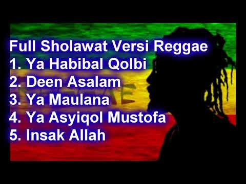 Full Lagu Sholawat Versi Reggae Terbaik#Cover SKA