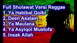 Download Full Lagu Sholawat Versi Reggae Terbaik#Cover SKA Mp3