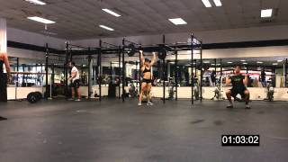 CrossFit - Miranda Oldroyd