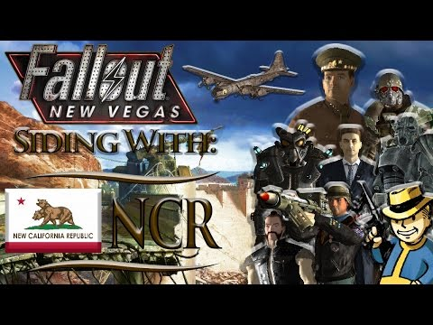 Fallout: New Vegas - HD Walkthrough Part 147 [ENDING] - The Battle of Hoover Dam (Siding With: NCR)