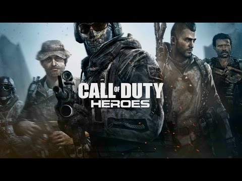 Call Of Duty®: Heroes Android GamePlay Trailer (1080p)