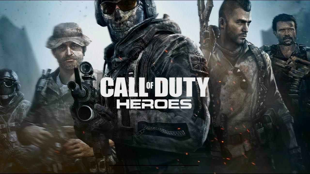 Скачать игру Call of Duty: Legends of War на …