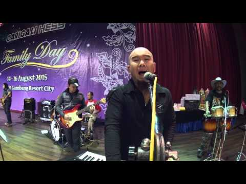 Gas Groovers 2015  - Teratai (cover)