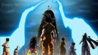 Dragon Ball Z  /  Skillet - Hero