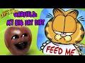 Midget Apple Plays - Garfield: My Big Fat Diet