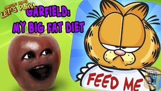 Midget Apple Plays - Garfield: My Big Fat Diet