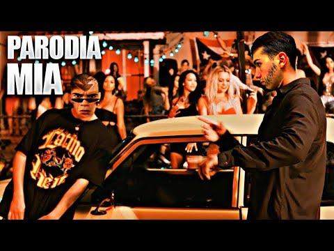 Bad Bunny feat. Drake - Mia (PARODIA...