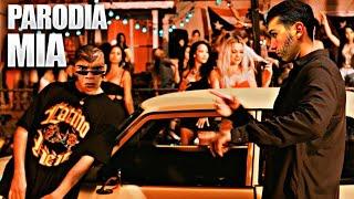 Bad Bunny feat. Drake - Mia (PARODIA OFICIAL)