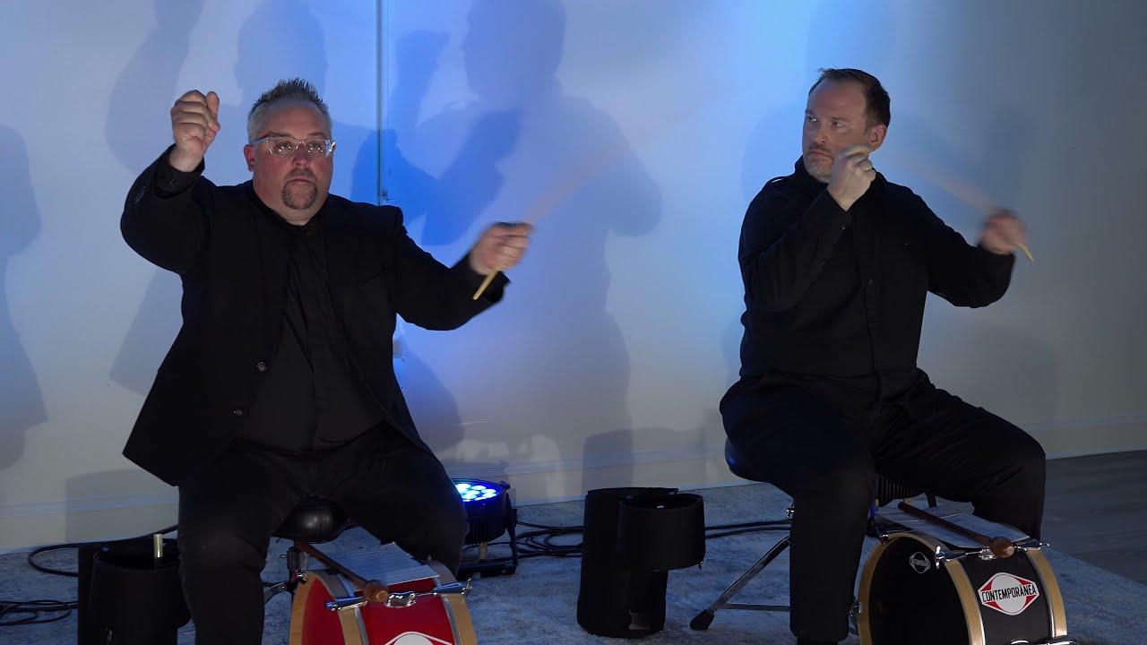 Quey Percussion Duo