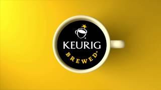 Keurig Brewed® - The Genuine Mark of Keurig Quality