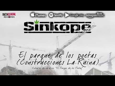 Sínkope - El Parque de los Poetas (Construcciones la ruina) (Audio Oficial)