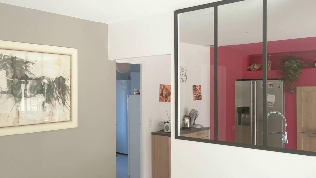 verriere sur mesure d 39 atelier d 39 interieur youtube. Black Bedroom Furniture Sets. Home Design Ideas