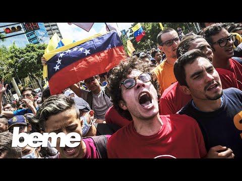 How did Venezuela descend into chaos?