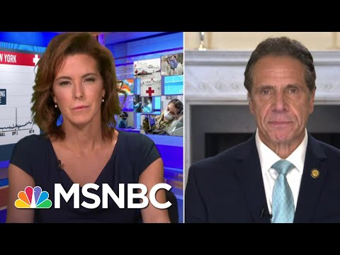 Gov. Cuomo Admits 'Inequities' To Impact On NY Businesses | Stephanie Ruhle | MSNBC