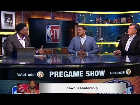 GameTime - Kawhi Leonard's Leadership | November 26, 2018