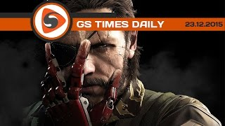 GS Times [DAILY]. Metal Gear 6, Devil's Third Online, новая игра Кена Левина