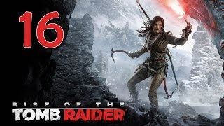 Rise of the Tomb Raider PC 100% Walkthrough 16 (The Acropolis) Reach the Tower