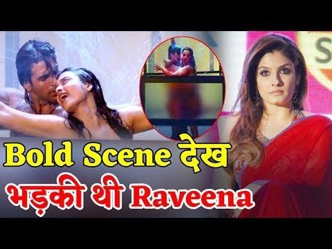 Rekha - Akshay का ये Bold Scene देखकर Raveena हुई थी गुस्से से लाल