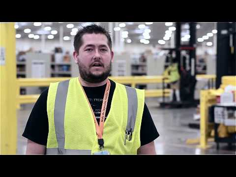 Rick - Amazon Lead Fulfillment Associate