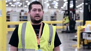 Rick - Amazon Lead Fulfillment Associate