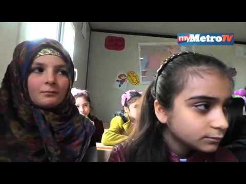 Pelarian Syria akan diberi penempatan, pendidikan
