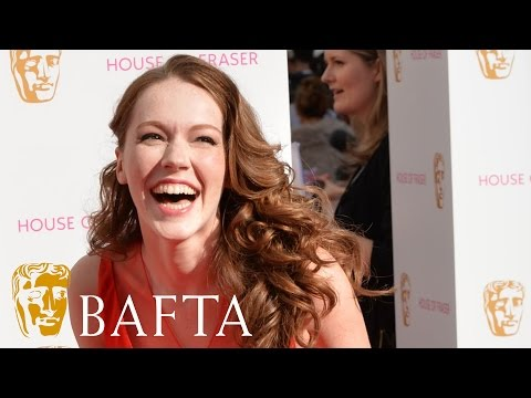 Red Carpet Coverage From the House of Fraser BAFTA Television Awards 2015