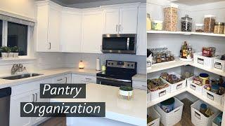 Pantry Organization | Ideas & Tour