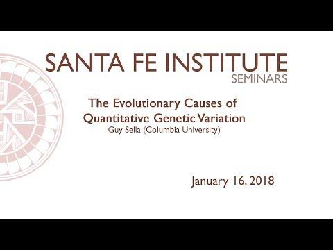 The Evolutionary Causes of Quantitative Genetic Variation