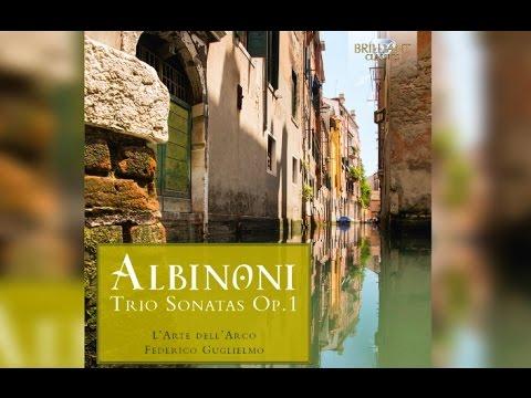 Albinoni: Trio Sonatas Op.1 (Full Album)