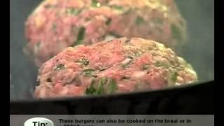 Burger Challenge: Curried Burger Vs Herb Burger(26.04.2012)