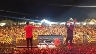Thaeme e Thiago / Cachoeira Paulista SP / 30-06-2019