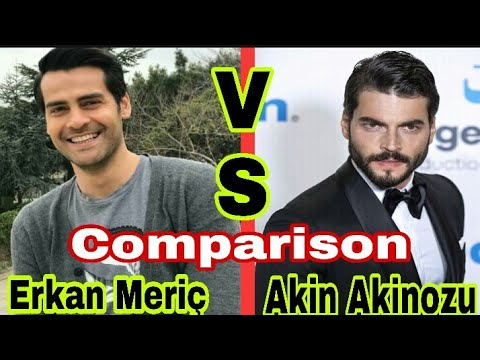 Erkan Meriç OR Akin Akinozu | Who Is Your Favourite | Comparison | Lifestyle | Ibbi Creator