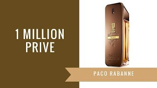 1 Million Privé by Paco Rabanne | Fragrance Review