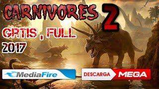 """como descargar Carnivores 2 (Gratis/Full)""""2017"""" MEGA/MEDIAFIRE"""