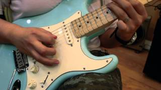 Bayabas Nights Ep. 1 - Squier Deluxe Stratocaster Review