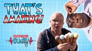 Science for kids | Body Parts - That's Amazing Part 1 | Experiments for kids | Operation Ouch