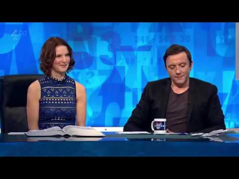 Peter Serafinowicz abdicates. Also, Susie Dent hates words