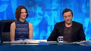 peter serafinowicz abdicates also susie dent hates words
